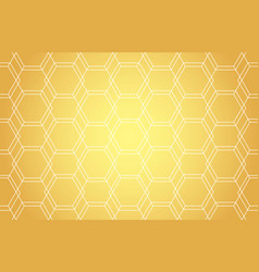 Golden lines seamless pattern vector