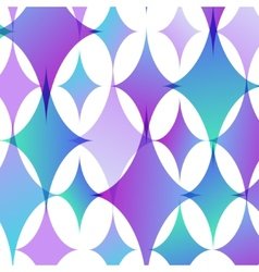 abstract background of geometric shapes vector image vector image