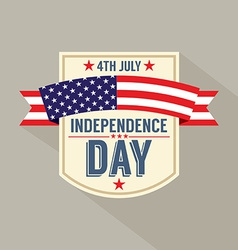 American Independence Day vector