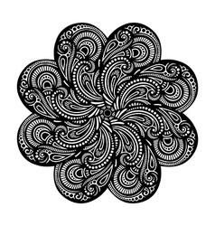 Beautiful Deco Mandala vector image