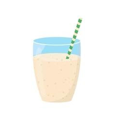 Delicious juice fruit vector