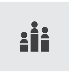 Ranking icon vector image vector image