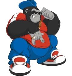 Monkey-frame vector