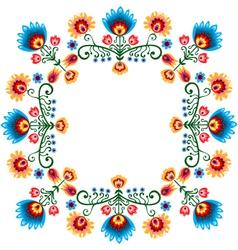 Polish Design Inspiration vector image
