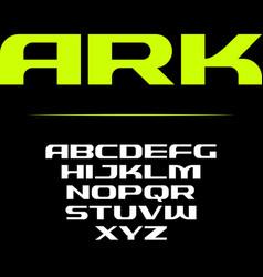 Ark vector