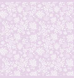 purple underwater seaweed pattern texture vector image