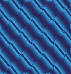 Blue Metal Background Texture Of Aluminum vector image