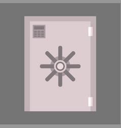 Door elevator entrance doorway vector