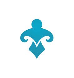 Health care logo sign vector