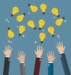 Receive an Ideas vector