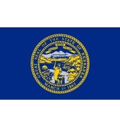 USA State Flag vector