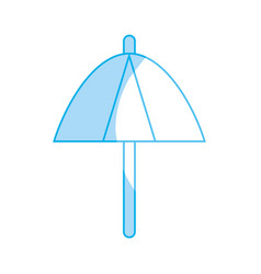 Silhouette umbrella protection of the change vector