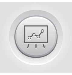Business Flip Chart Icon vector