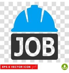 Job eps icon vector