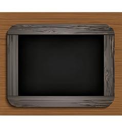 blackboard Eps10 vector image