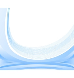 blue background for documents vector image vector image