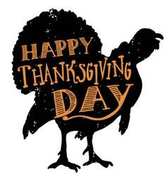 turkey2 vector image