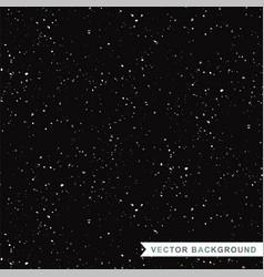 Black glitter texture seamless background vector