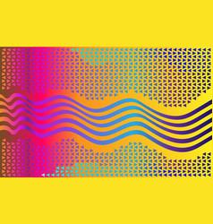 elegant bright and motley backdrop for web tech vector image
