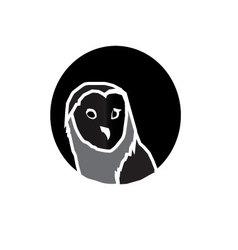 Owl charming vector