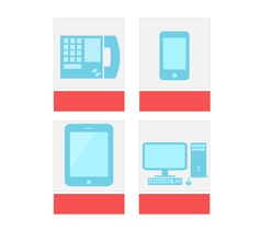 comunication Icon vector image