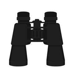 Binoculars icon Color No outline vector image vector image
