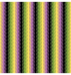 refracted stripes vector image vector image
