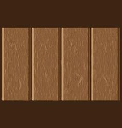 wood texture background mockup vector image