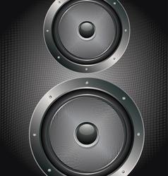 Audio Speaker Icon4 vector image