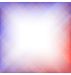Abstract Elegant Blue Red BackgroundPattern vector image