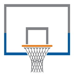 Basketball3 resize vector image vector image