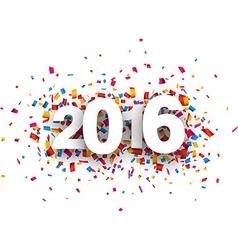 2016 new year vector