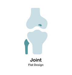 Joint flat vector