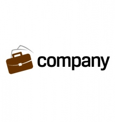 logo for consulting company vector image