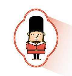 Nutcracker icon design vector
