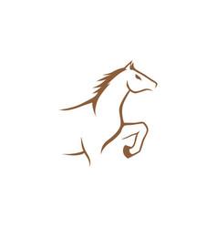 Horse shoe vector
