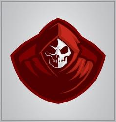 REAPER mascot vector image