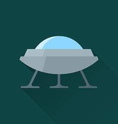 Ufo symbol vector