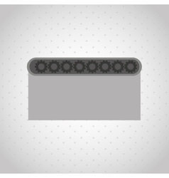 line production design vector image