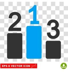 Pedestal Eps Icon vector