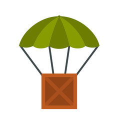 balloon icon flat style vector image
