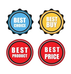 Best sign vector image