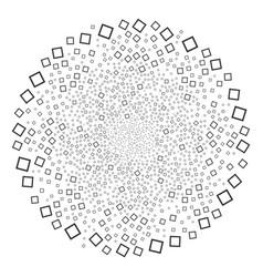 Contour square centrifugal bang vector