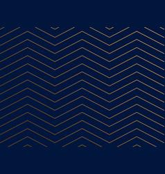 dark blue chevrion zigzag pattern background vector image