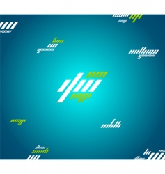 design background vector image