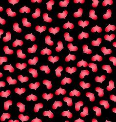 Love heart 1 vector image