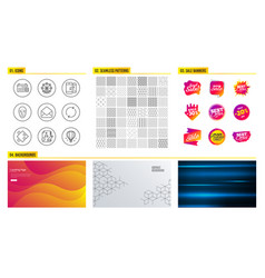 strategy phone communication and full rotation vector image