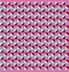 Abstract geometric line pattern background for vector