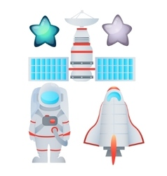 Set space vector image