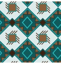 Ethnic boho seamless pattern vector